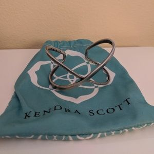 Kendra Scott - Stella Cuff - Antique Silver